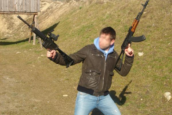 Prague AK-47 Plus Shooting