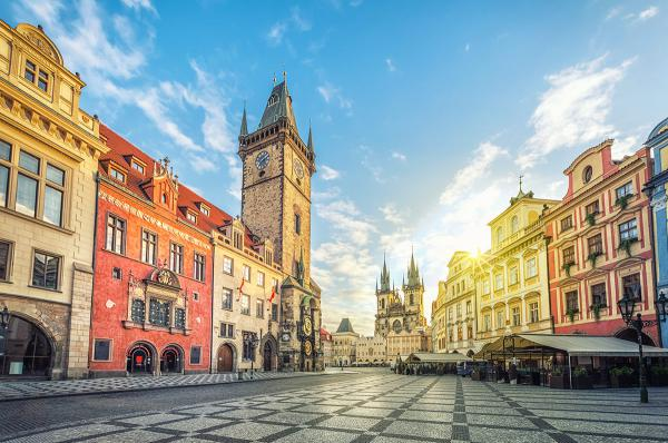 Prague Private Tour - Walking